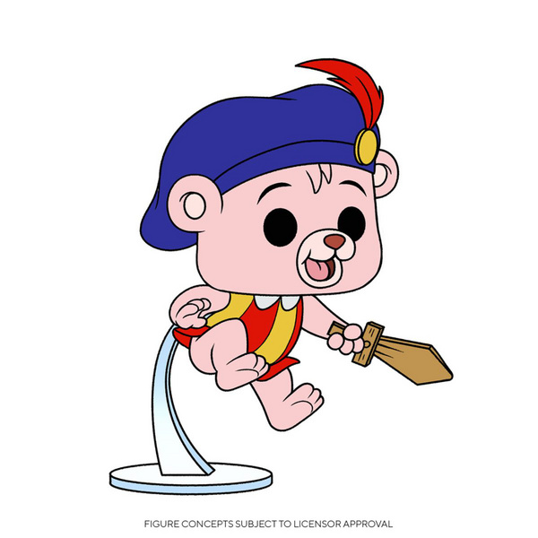 AnimeFanShop.de - Cubbi Gummi - Gummibärenbande Funko POP!