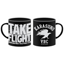 Karasuno High Volleyball Club - Take Flight - Haikyuu!! Tasse