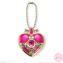 Verwandlungsbrosche Staffel S - Sailor Moon Crystal Miniaturely Tablet 4 - pinke Version